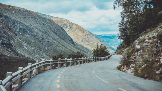As melhores estradas