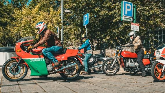 Rider: 10 anos de passeio e novos percursos